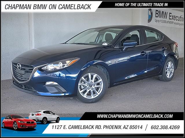 2016 Mazda MAZDA3 i Sport 43289 miles 6023852286 Chapman Value Center in Phoenix specializin