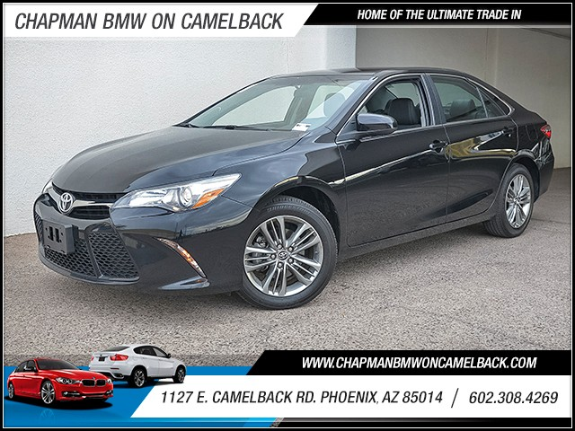 2016 Toyota Camry SE 21208 miles 6023852286 Chapman Value Center in Phoenix specializing in