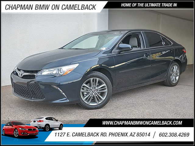 2015 Toyota Camry SE 34169 miles 6023852286 Chapman Value Center in Phoenix specializing in