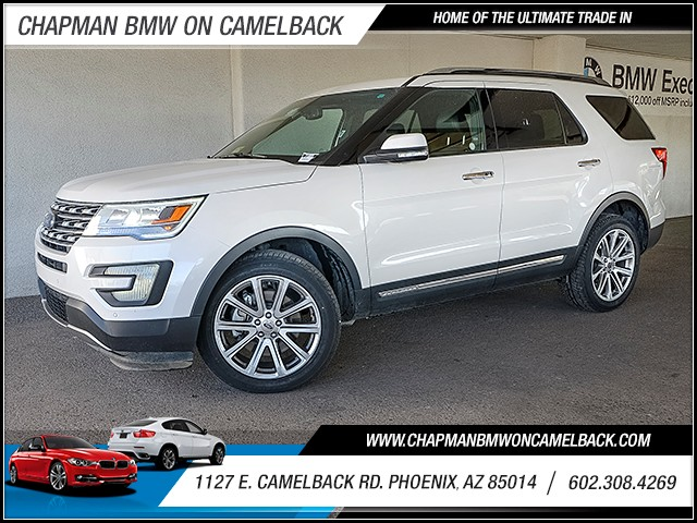 2017 Ford Explorer Limited 35648 miles 6023852286 Chapman Value Center in Phoenix specializi