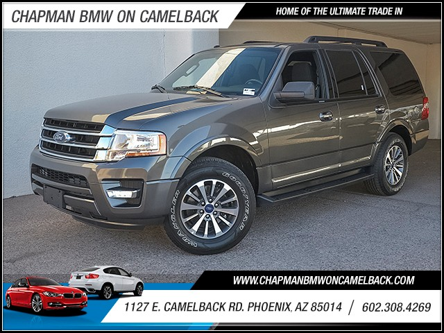 2017 Ford Expedition XLT 35601 miles 6023852286 Chapman Value Center in Phoenix specializing