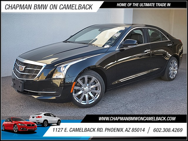 2017 Cadillac ATS 20T Luxury 25642 miles 6023852286 Chapman Value Center in Phoenix special