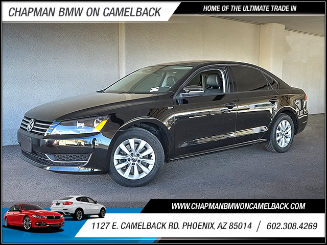 2014 Volkswagen Passat Wolfsburg Edition PZEV 35844 miles 6023852286 Chapman Value Center in