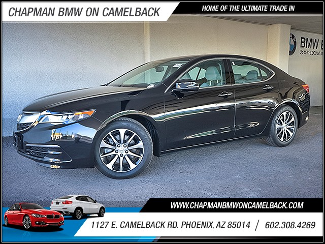2015 Acura TLX 24429 miles 6023852286 Chapman Value Center in Phoenix specializing in late m