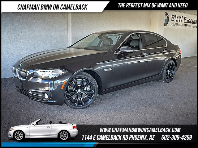 2014 BMW 5-Series 535d xDrive 44050 miles 6023852286 Holiday Sales Event at Chapman BMW on
