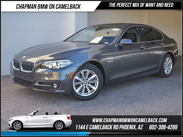 2015 BMW 5-Series 528i 41368 miles 6023852286 Holiday Sales Event at Chapman BMW on Camelba
