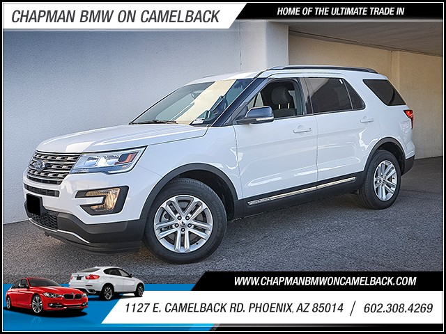2016 Ford Explorer XLT 48841 miles 6023852286 Chapman Value Center in Phoenix specializing i