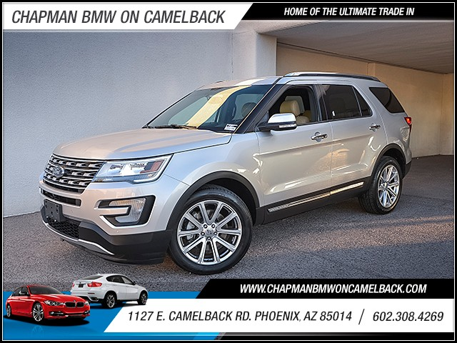 2016 Ford Explorer Limited 41262 miles 6023852286 Chapman Value Center in Phoenix specializi