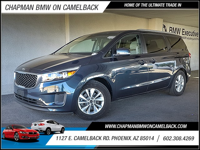 2017 Kia Sedona LX 48460 miles 6023852286 Chapman Value Center in Phoenix specializing in la