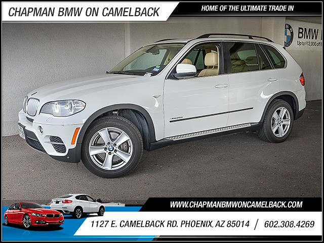 2013 BMW X5 xDrive35d 81632 miles Premium Package Cold Weather Package 3rd Row seating Wireles