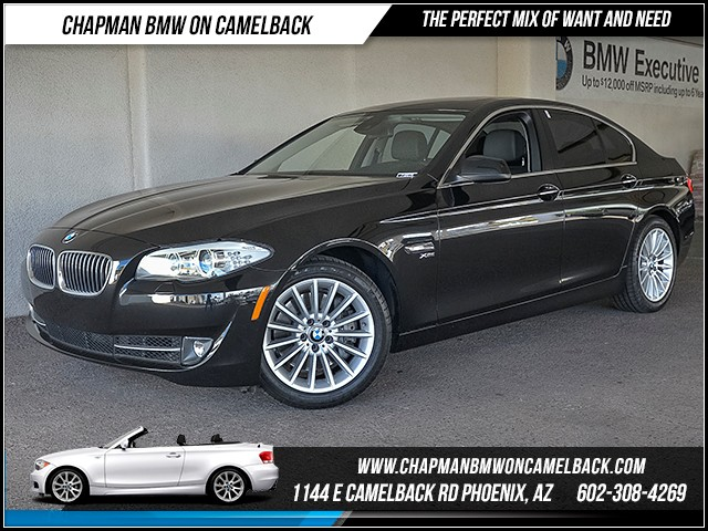 2011 BMW 5-Series 535i xDrive 46206 miles 1127 E Camelback Rd 6023852286 Under Construction S