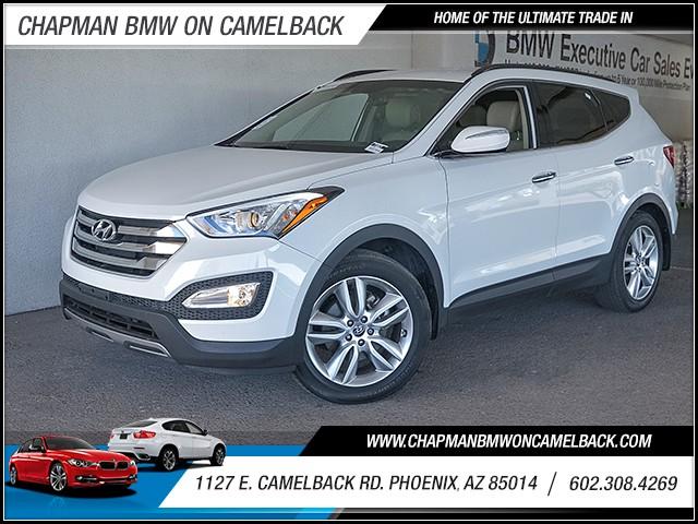 2014 Hyundai Santa Fe Sport 20T 39753 miles 6023852286 Chapman Value Center in Phoenix spec