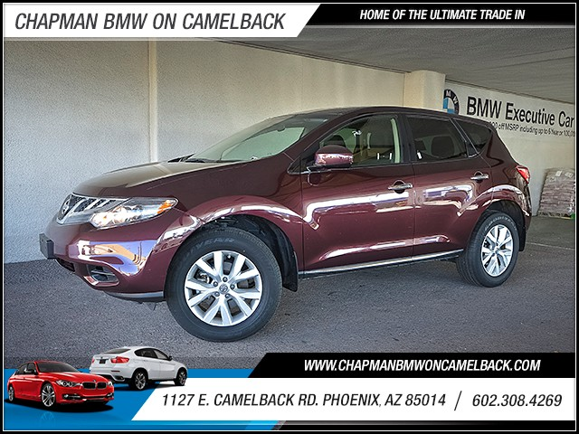 2014 Nissan Murano S 36004 miles 6023852286 Chapman Value Center in Phoenix specializing in