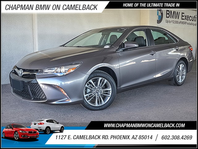 2017 Toyota Camry SE 13215 miles Wireless data link Bluetooth Phone hands free Cruise control