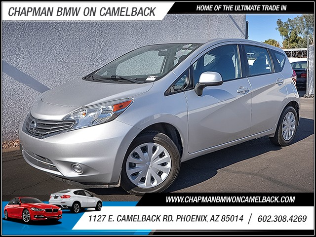 2014 Nissan Versa Note S 35942 miles 6023852286 Chapman Value Center in Phoenix specializing
