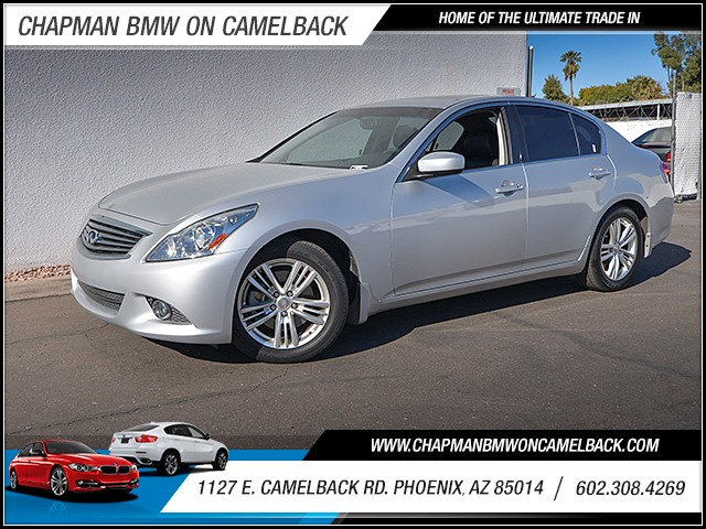 2013 INFINITI G37 Journey 35531 miles 6023852286Presidents Day Weekend Sale at Chapman Value
