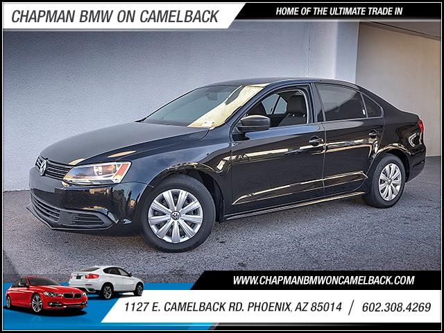 2012 Volkswagen Jetta 67485 miles 6023852286 Chapman Value Center in Phoenix specializing in