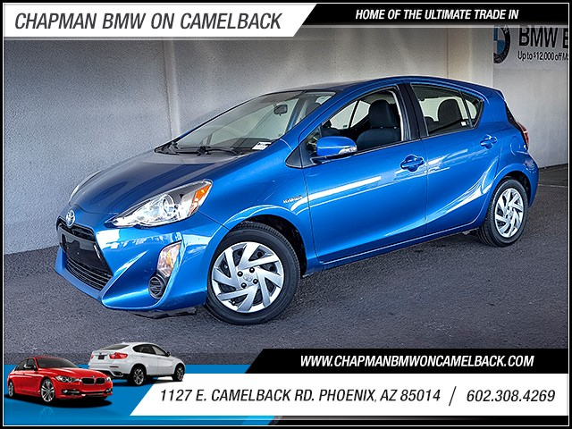 2015 Toyota Prius c Two 35670 miles 6023852286 Chapman Value Center in Phoenix specializing