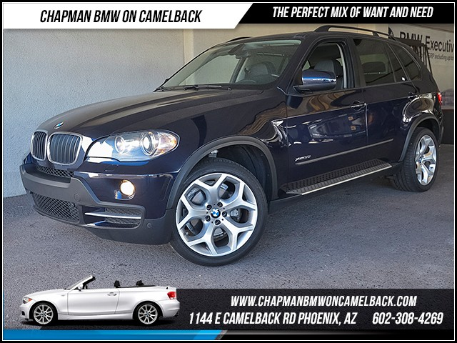 2009 BMW X5 xDrive30i 53328 miles Premium Package Technology Package Rear Climate Package Cold