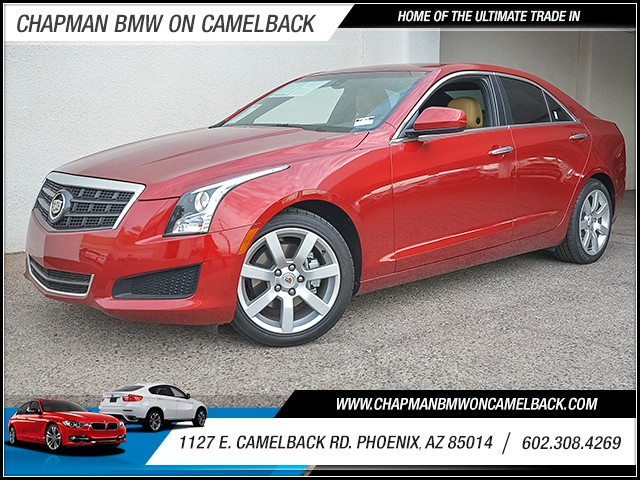 2014 Cadillac ATS 25L 20433 miles 6023852286 Chapman Value Center in Phoenix specializing i