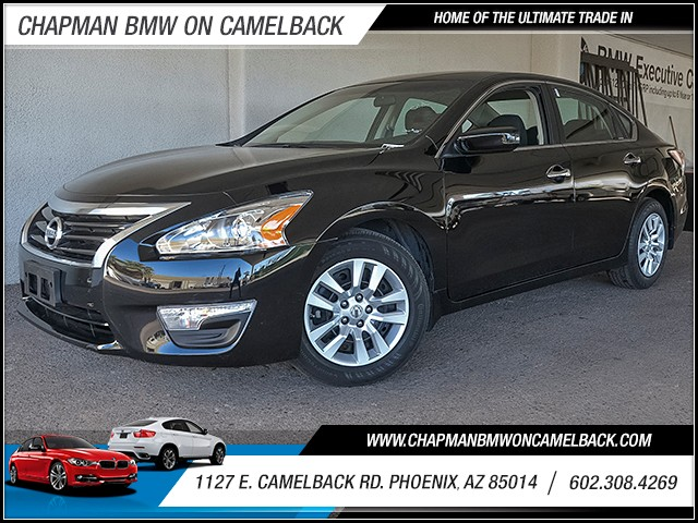 2015 Nissan Altima 25 S 30376 miles 6023852286 Chapman Value Center in Phoenix specializing