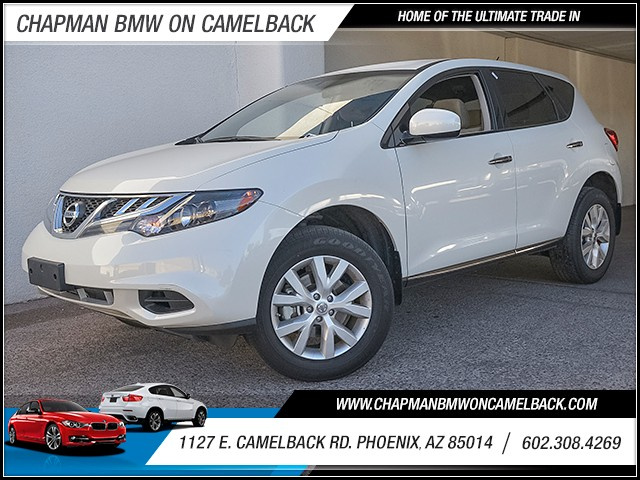2014 Nissan Murano S 34833 miles 6023852286 Chapman Value Center in Phoenix specializing in