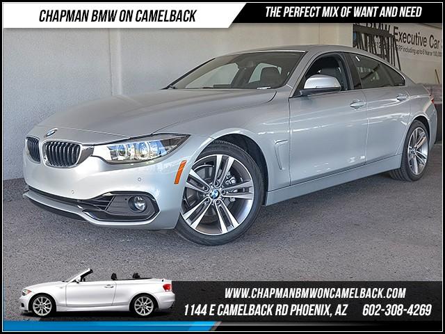 2018 BMW 4-Series 430i Gran Coupe 8870 miles 1127 E Camelback Rd 6023852286 Under Constructio