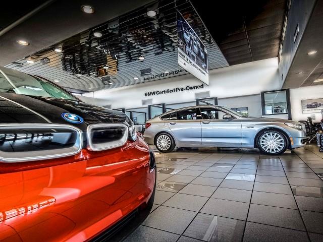 2018 BMW 5-SERIES 540I
