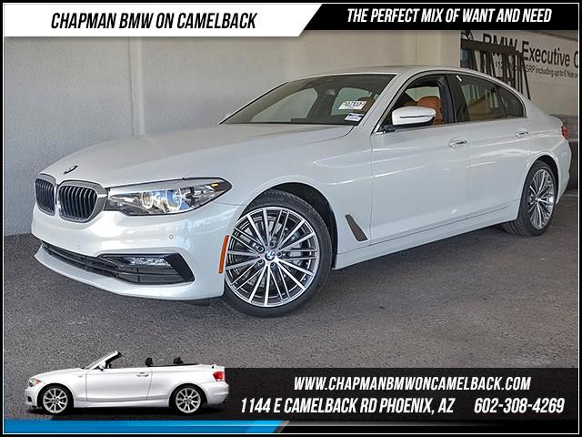 2018 BMW 5-Series 540i 12417 miles 1127 E Camelback Rd 6023852286 Under Construction Sales Ev