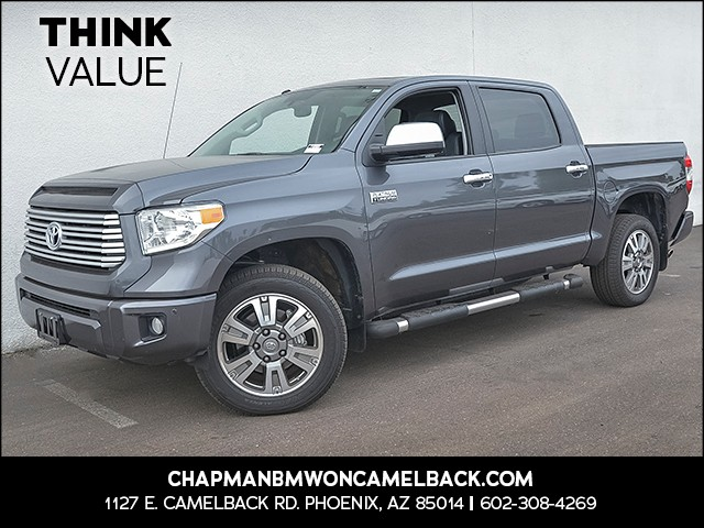 2017 Toyota Tundra Platinum Crew Cab 14504 miles 6023852286Presidents Day Weekend Sale at Ch