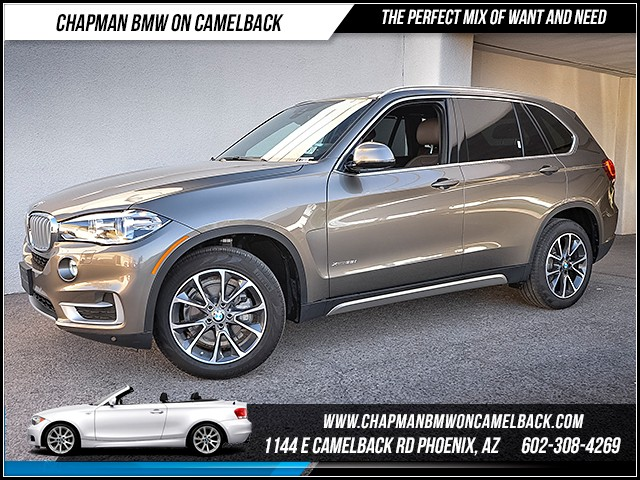 2017 BMW X5 xDrive35i 5049 miles 1127 E Camelback Rd 6023852286 Under Construction Sales Even