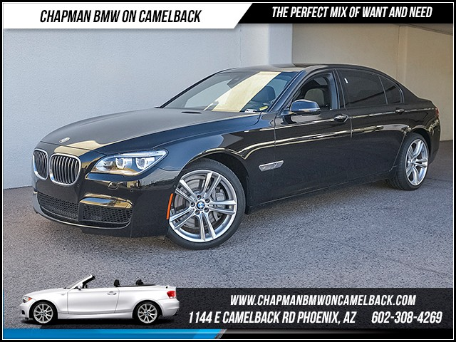 2014 BMW 7-Series 750Li 31733 miles 6023852286 Holiday Sales Event at Chapman BMW on Camelb