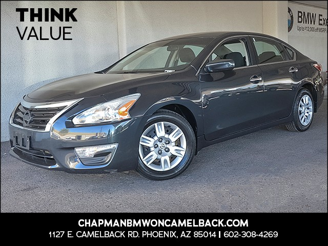 2015 Nissan Altima 25 S 45256 miles 6023852286 Chapman Value Center in Phoenix specializing