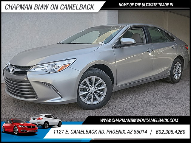 2017 Toyota Camry LE 15910 miles 6023852286 Chapman Value Center in Phoenix specializing in