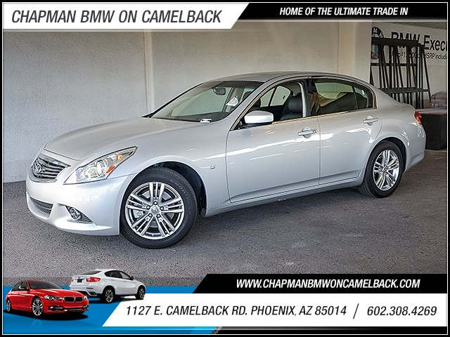 2015 INFINITI Q40 21612 miles 6023852286Presidents Day Weekend Sale at Chapman Value Center
