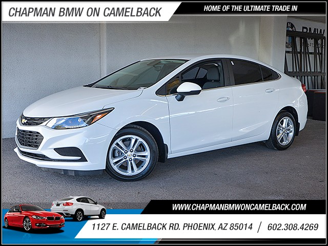 2016 Chevrolet Cruze LT 16984 miles 6023852286 Chapman Value Center in Phoenix specializing
