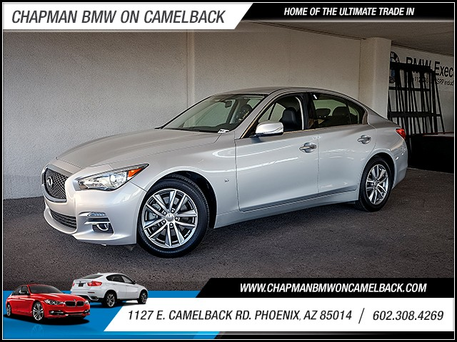 2015 INFINITI Q50 Premium 33674 miles 6023852286Presidents Day Weekend Sale at Chapman Value