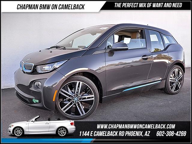 2014 BMW i3 20221 miles 1127 E Camelback Rd 6023852286 Under Construction