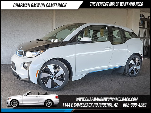 2014 BMW i3 21522 miles Tech  Driving Assist Package Parking Assistance Package Giga World Wi