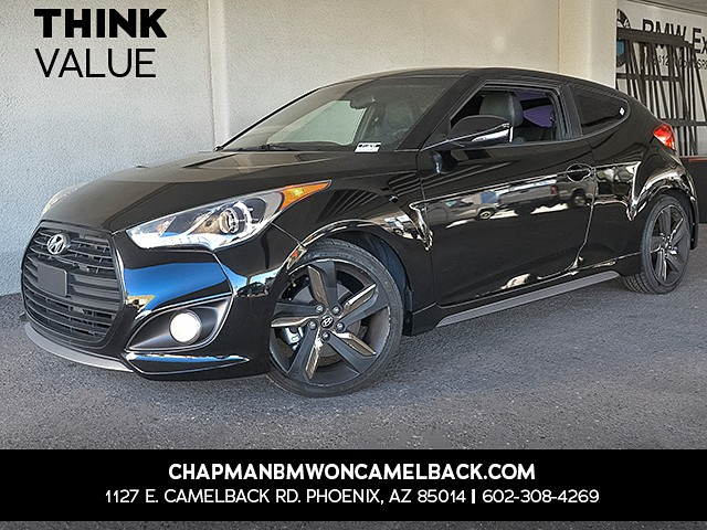 2015 Hyundai Veloster Turbo 37411 miles 6023852286Presidents Day Weekend Sale at Chapman Val