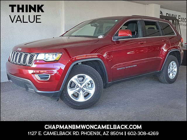 2017 Jeep Grand Cherokee Laredo 18078 miles 6023852286Presidents Day Weekend Sale at Chapman