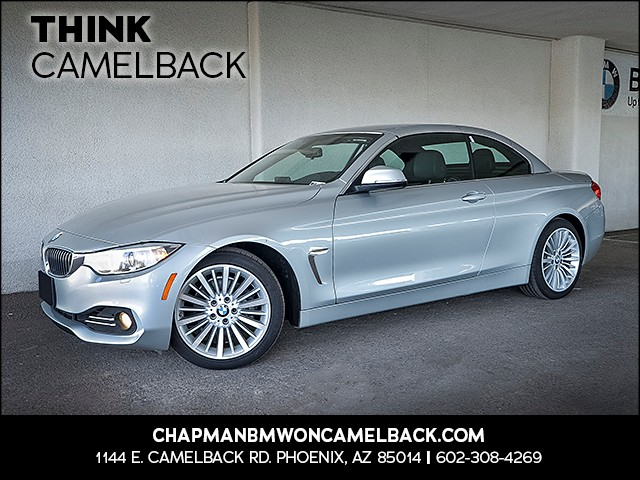 2014 BMW 4-Series 428i 49117 miles Presidents Day Weekend Sale at Chapman BMW on Camelback Extra