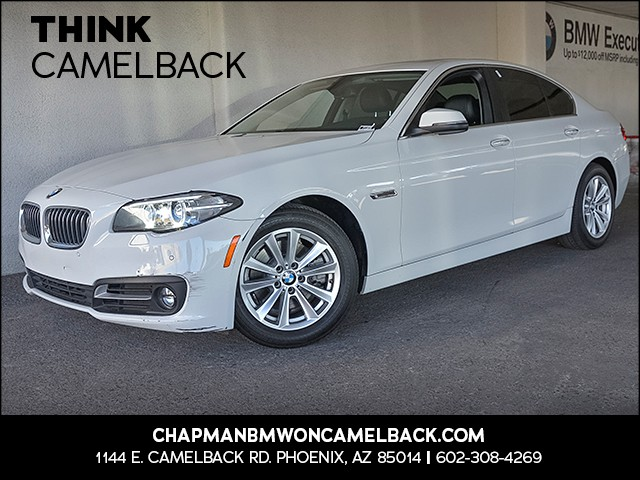 2015 BMW 5-Series 528i 41538 miles Presidents Day Weekend Sale at Chapman BMW on Camelback Extra