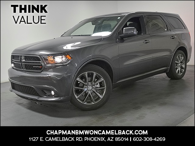 2014 Dodge Durango SXT 55684 miles Wireless data link Bluetooth Cruise control 2-stage unlockin