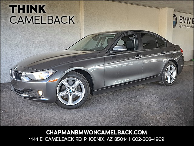2013 BMW 3-Series Sdn 320i 64383 miles Presidents Day Weekend Sale at Chapman BMW on Camelback E