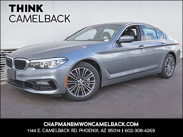 2017 BMW 5-Series 530i 11067 miles Presidents Day Weekend Sale at Chapman BMW on Camelback Extra