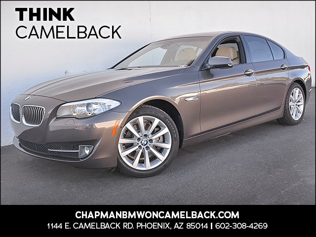 2012 BMW 5-Series 528i 71833 miles Presidents Day Weekend Sale at Chapman BMW on Camelback Extra