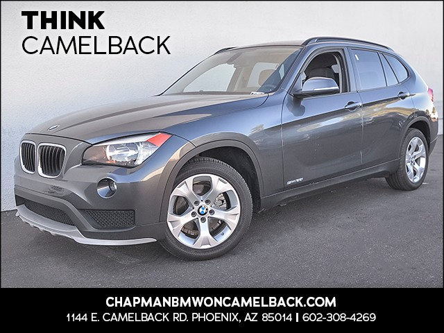 2015 BMW X1 sDrive28i 41066 miles Presidents Day Weekend Sale at Chapman BMW on Camelback Extra