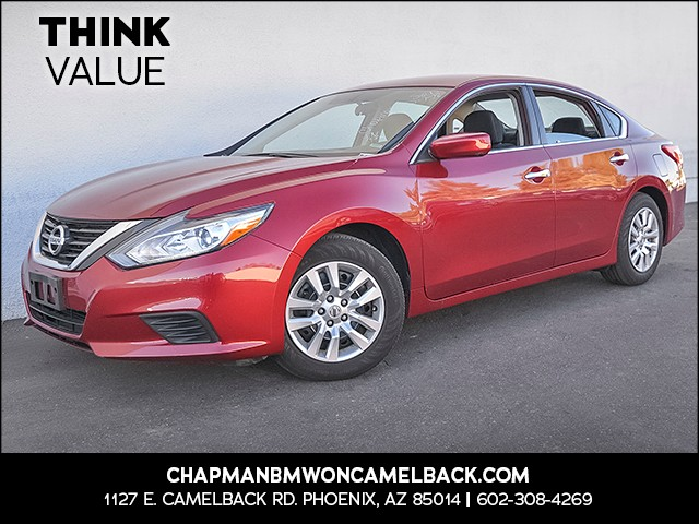 2016 Nissan Altima 25 S 43965 miles 6023852286Presidents Day Weekend Sale at Chapman Value