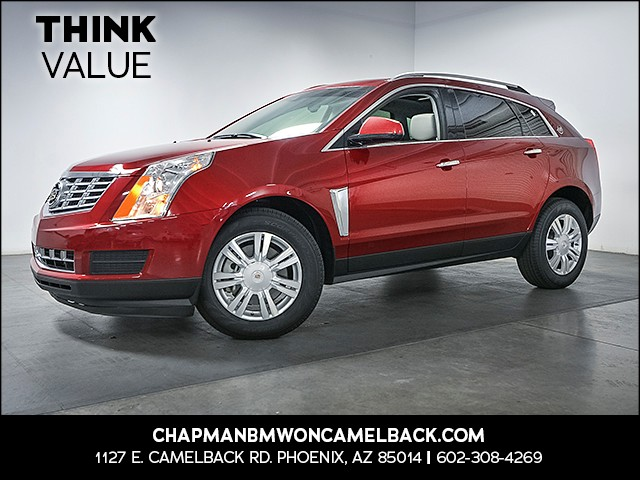 2015 Cadillac SRX Luxury Collection 50375 miles 6023852286 Chapman Value Center in Phoenix s